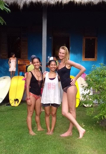 Surf Lessons Nemberala Rote Indonesia Surf Coach Army