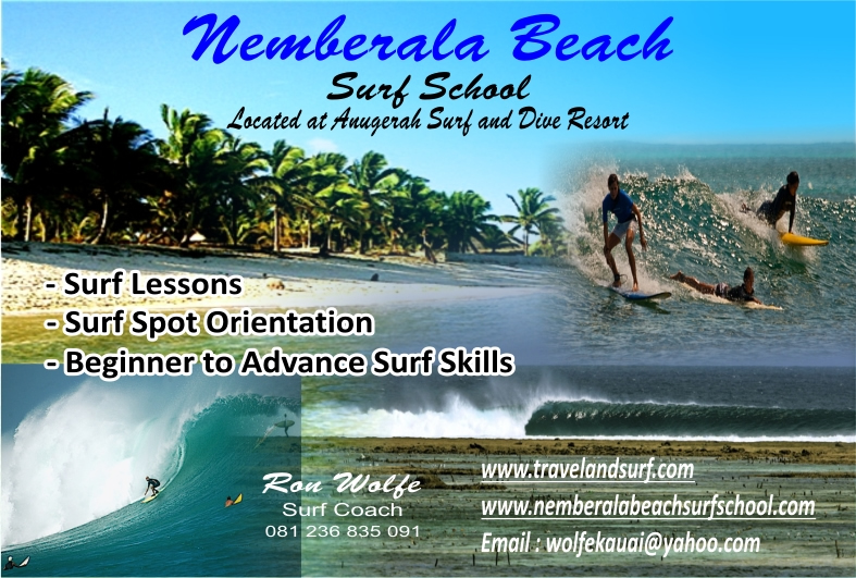 Surf Lessons Nemberala Rote Indonesia